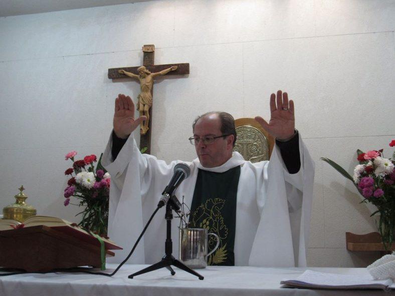 Padre Claudio Mosca