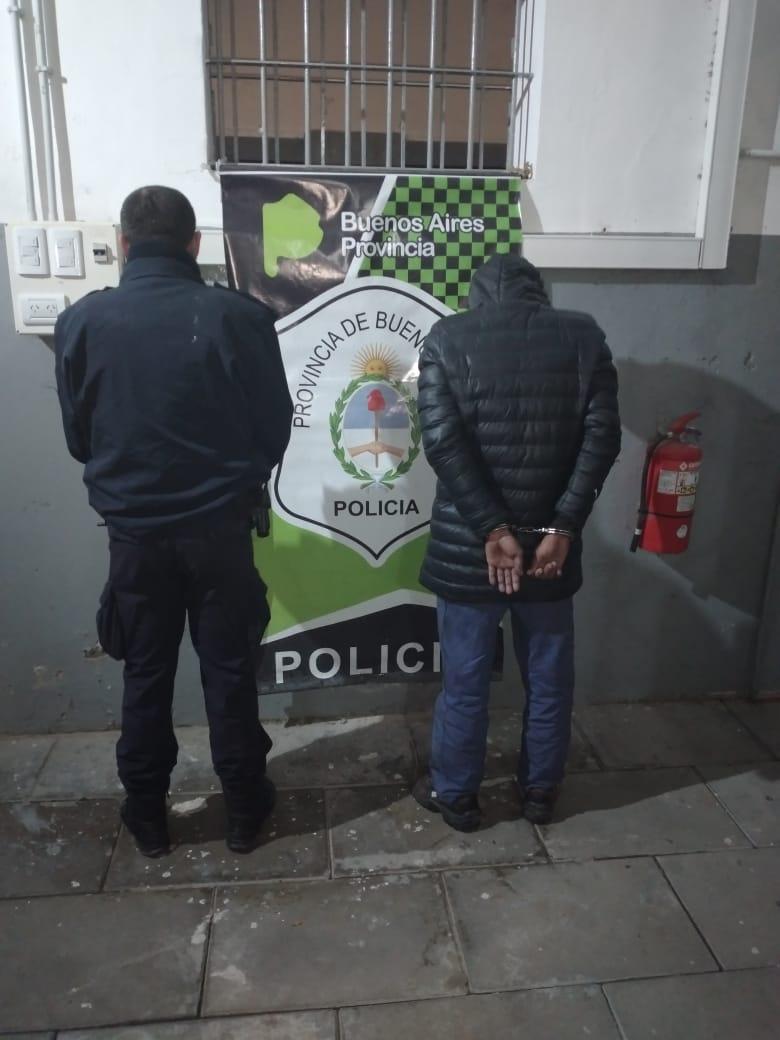 El sujeto detenido por el asalto de marzo