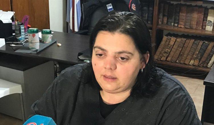 Dra. Natalia Domínguez.